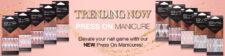 Press On Manicure